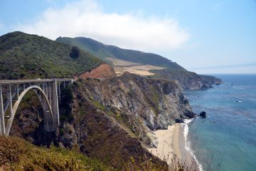 pacific coast highway, Ruta de la Costa del Pacífico